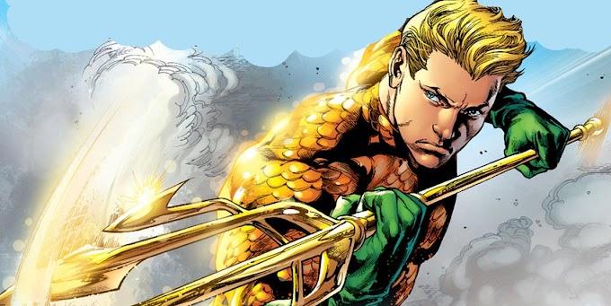 Aquaman se convertirá en una serie de animación en HBO Max