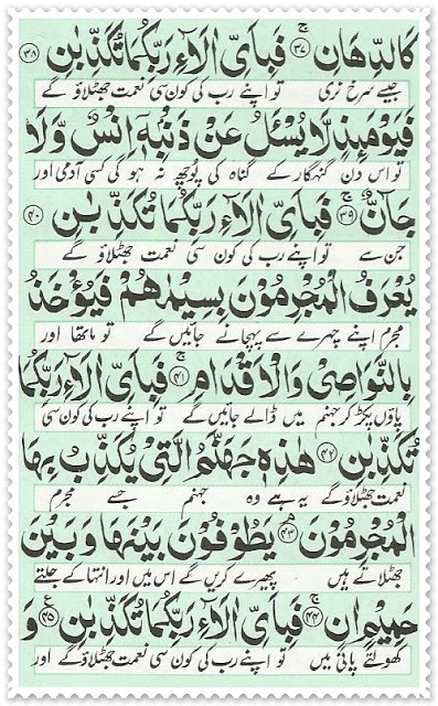 Surah Ar-Rahman - 55:1