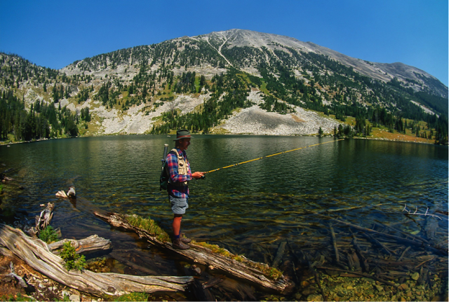 Fly fishing travel destination spots for Trout fishing spots near me