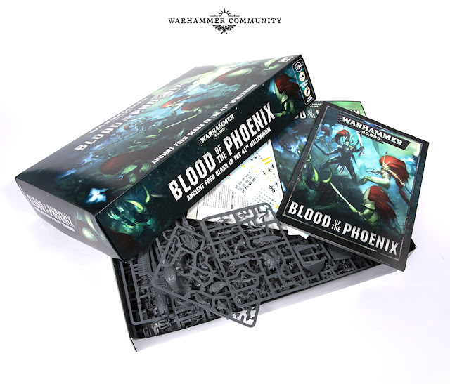 Unboxing de Blood of the Phoenix