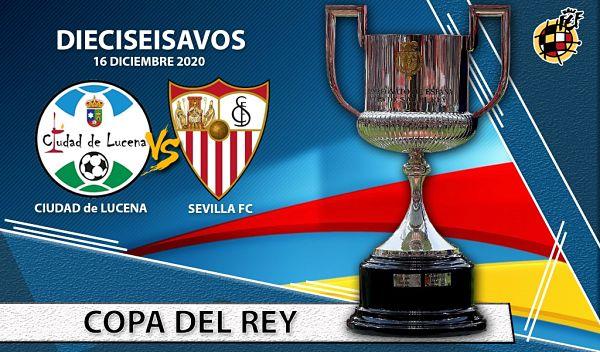 Previa CD Ciudad de Lucena - Sevilla FC