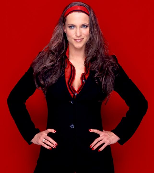 Female Pro Wrestling Wwe Diva Action Figures - Stephanie-9815