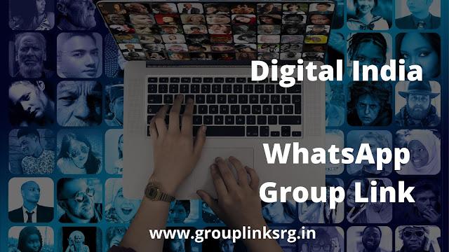 Digital India WhatsApp Group Link