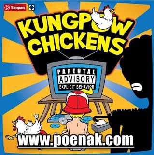 Lagu Kungpow Chickens Mp3 Terbaru