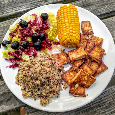 tofu a la planca
