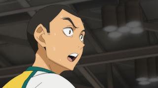 Hellominju.com : ハイキュー!! アニメ OVA 戸美学園高校リベロ『赤間颯』 | Akama Sō | Haikyū!! NOHEBI | Hello Anime !