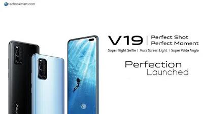 vivo v19 launch date in india