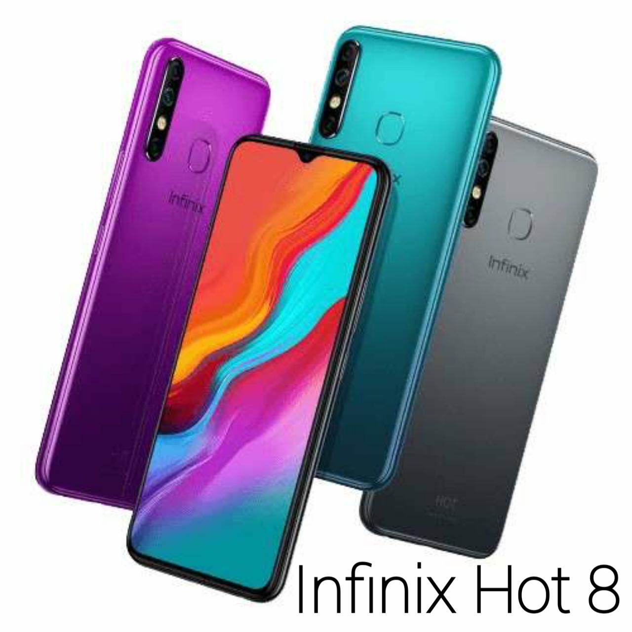 سعر ومواصفات هاتف انفنكس هوت 8 Infinix Hot