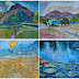 To Α' Δημοτικό Σχολείο Ηγουμενίτσας συναντιέται με τις καλλιτεχνικές δημιουργίες μεγάλων Ελλήνων και ξένων ζωγράφων