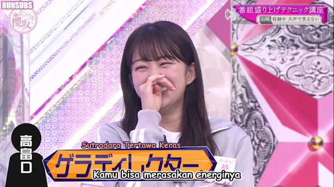 Soko Magattara, Sakurazaka Episode 35 Sub Indo