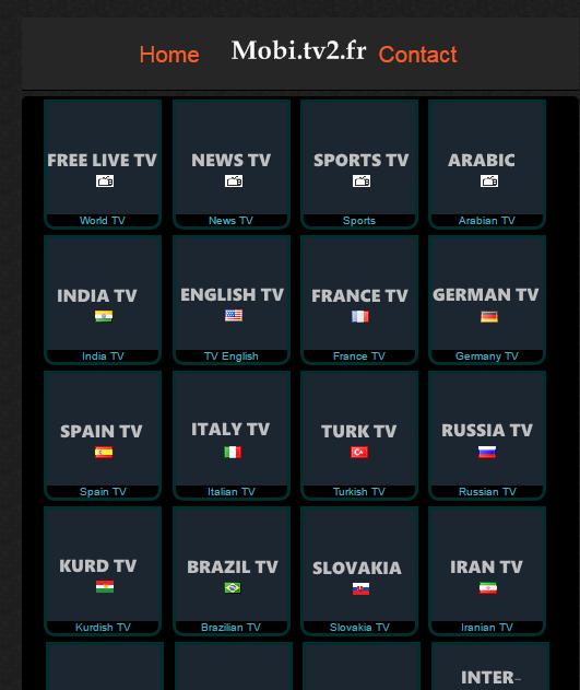 موقع لمشاهدة جميع القنوات العالمية بجودة عالية Android + iOS