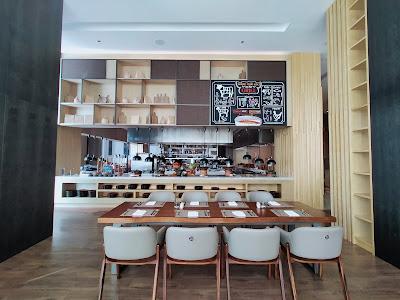 Goji Kitchen N Bar Marriott Batam