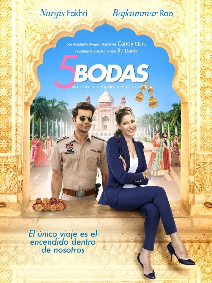 5 Weddings (2018) Kurdi 1080P BluRay