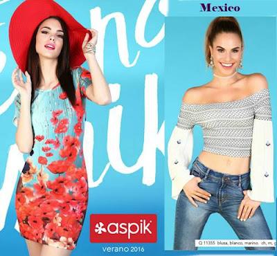 catalogo aspik verano 2016