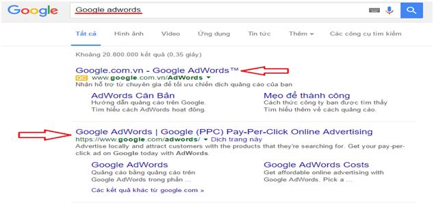 Hướng dẫn tạo tài khoản Google Adwords mới