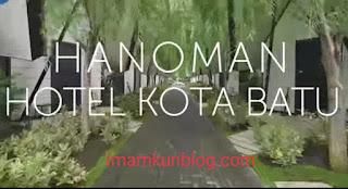 Hotel BARU, SUPER ESTETIK di Kota Batu! | Hanoman Hotel