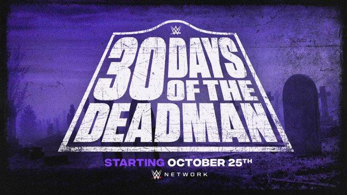 WWE Network terá mês especial sobre The Undertaker