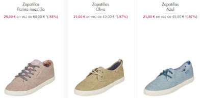 sneakers oneill para mujer