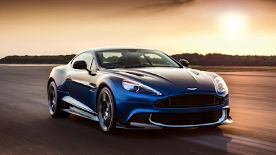 Aston Martin Vanquish S Volante 2018 reviews, Specification, Price