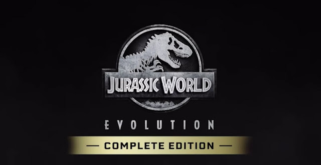 Captured on game Jurassic World Evolution