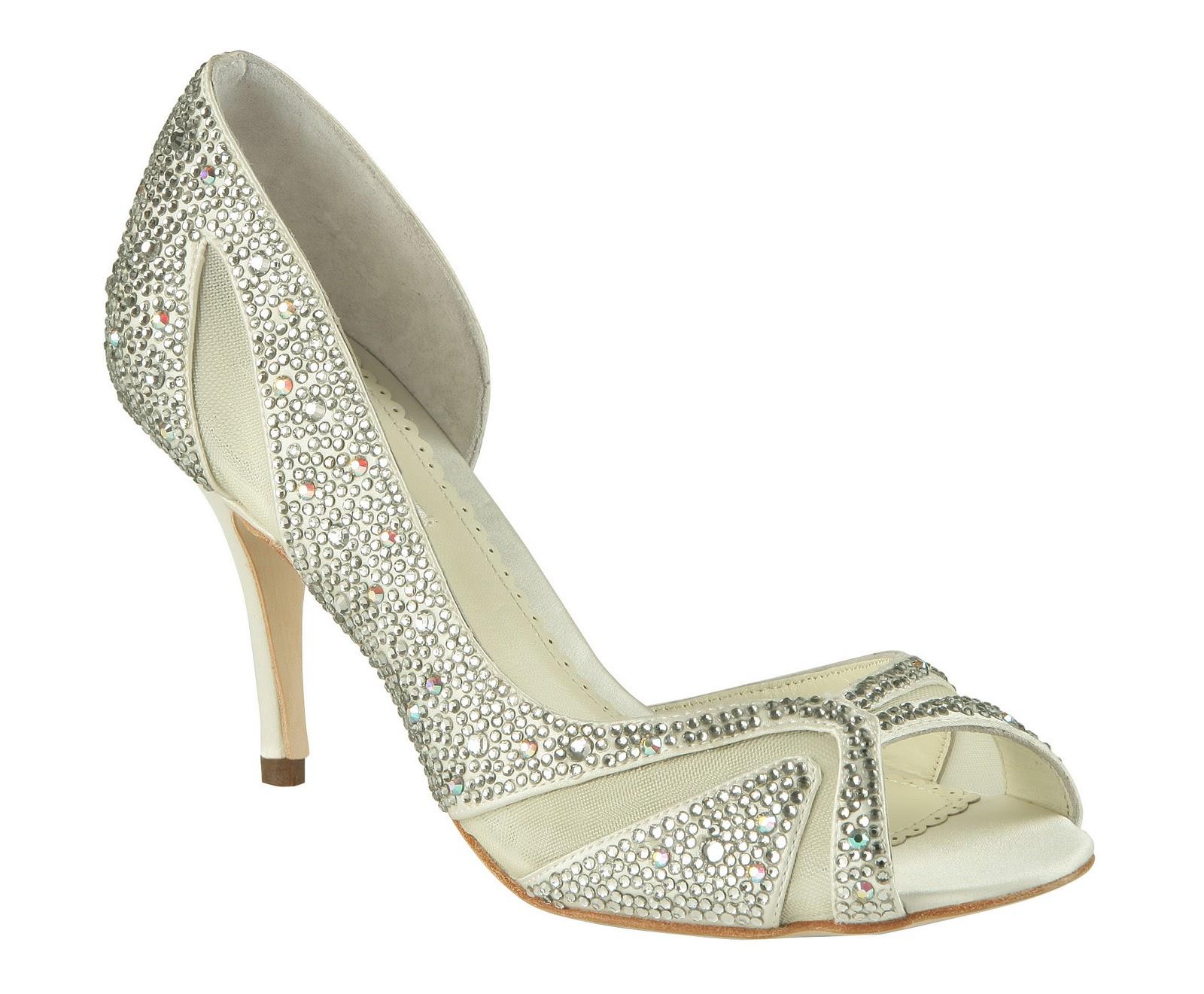 Everything But The Dress: Princess Catherine Wedding Shoe