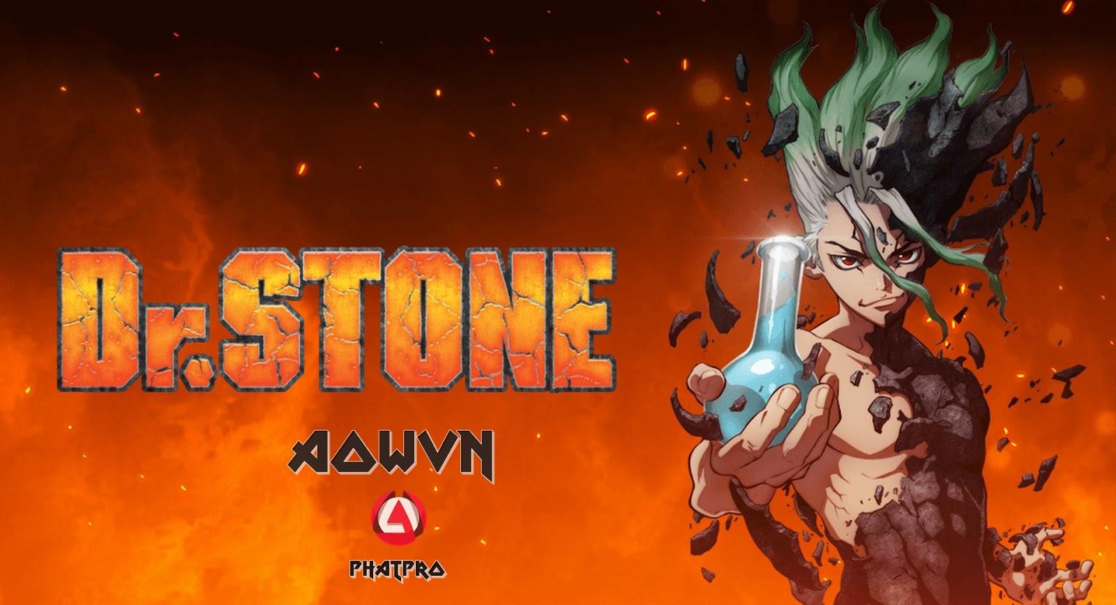 image asset - [ Anime Mp4   EP 3 ] Dr. Stone   Vietsub - Khôi Phục Thế Giới Bị Hóa Đá - Siêu Phẩm Tuyệt Hay