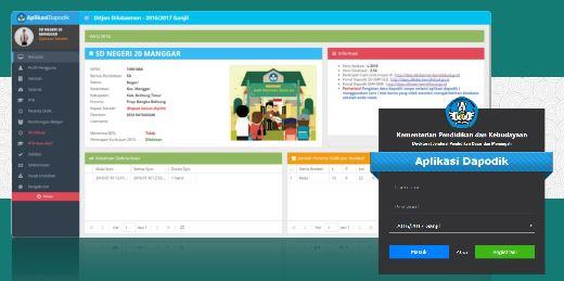 Langkah-langkah Untuk Menginstal Aplikasi Dapodik Versi 2016 yang Benar