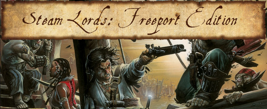 Steam Lords: Freeport Edition