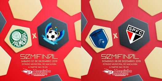 Semifinais do Campeonato Municipal de Macajuba 2019