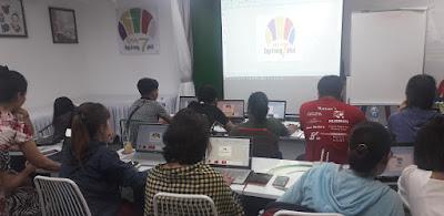 Khóa đào tạo thiết kế logo tại IMC