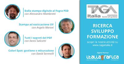 I webinar di TAGA Italia