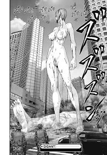 Reseña de Gigant vol. 5 de Hiroya Oku. - Ivrea