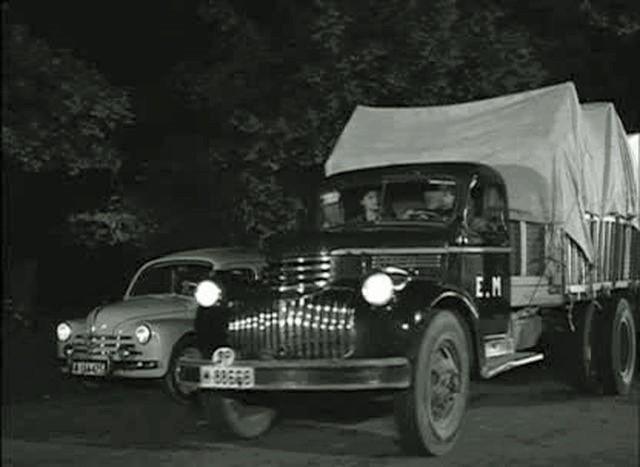 Chevrolet 2Tn o heavy duty - El Tigre de Chamberí (1957)