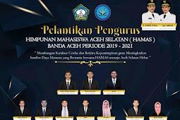 Pengurus HAMAS Banda Aceh dan Aceh Besar Dilantik Hari Ini