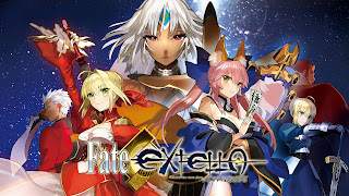 Fate Extella 2 PS Vita Wallpaper