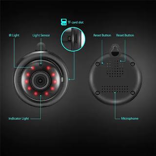 Q1 mini ip camera nuovo