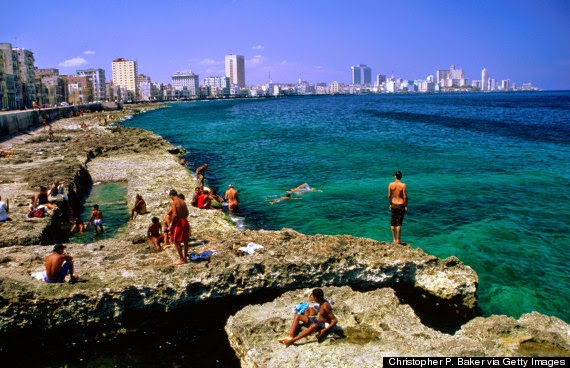 The Malecón - 10 Parts Of Cuba We Cannot WAIT To See