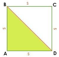 Rumus Luas, Keliling, dan Diagonal Persegi