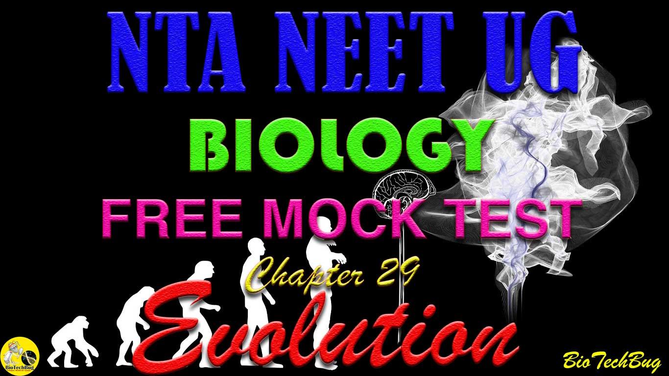 free online full biology mock test for neet