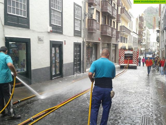 El Ayuntamiento diseña un potente operativo de limpieza del casco urbano por los Indianos