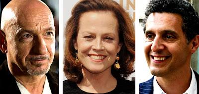 Ben Kinsley - Sigourney Weaver- John Turturro - In Exodus