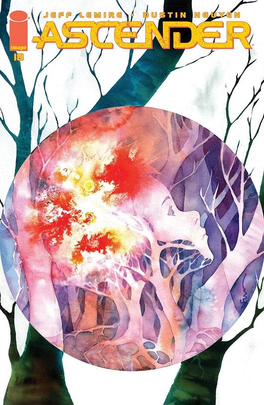 Cover of Ascender #18
