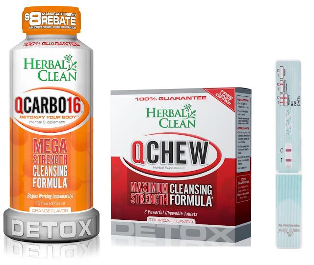 Fast Marijuana Detox Kit for People Under 200 Lbs