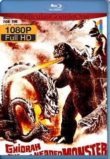 Ghidra, Monstruo De Tres Cabezas[1964] [1080p BRrip] [Latino-Castellano-Japones] [GoogleDrive] LaChapelHD