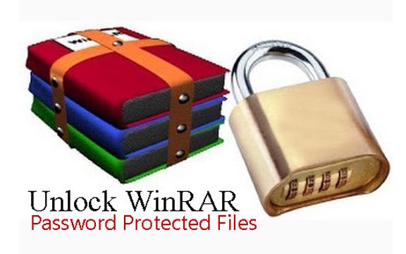 crack winrar file password