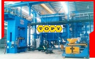 Lowongan SMA/SMK Operator di Karawang PT Topy Palingda Manufacturing Indonesia