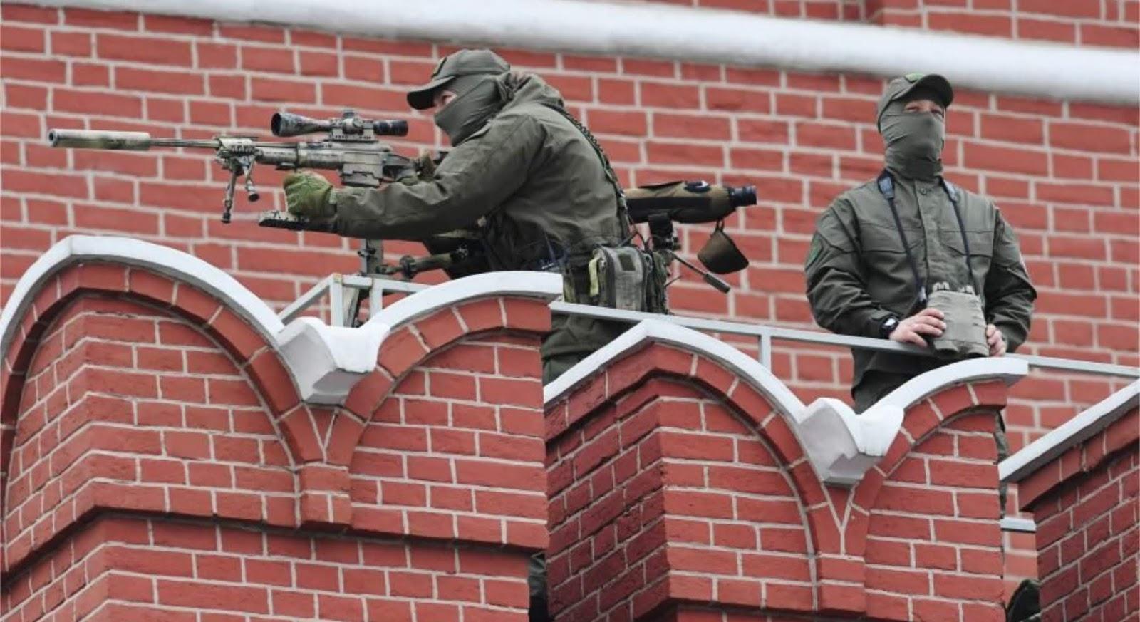 Apa rahasia keakuratan senapan sniper Kremlin (T-5000)