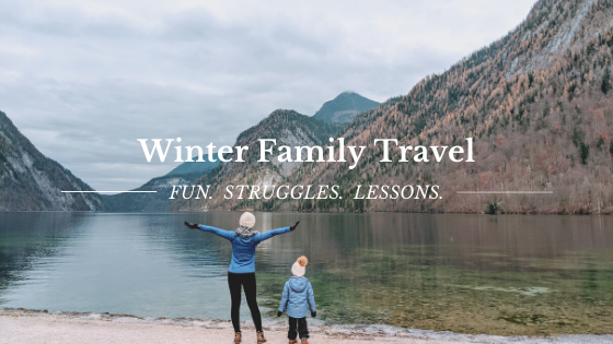 Winter Family Travel: Germany and Austria