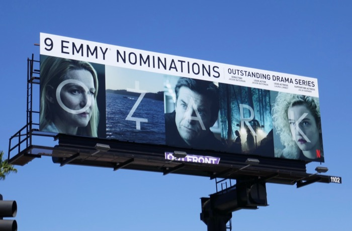 Ozark season 2 Emmy nominee billboard