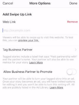 Cara Menambahkan Link Tautan di Instagram Story  Bagaimana Cara Menambahkan Tautan ke Instagram Story?